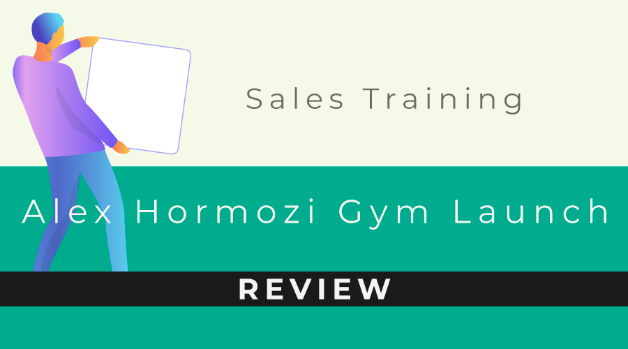 Alex Hormozi Gym Launch
